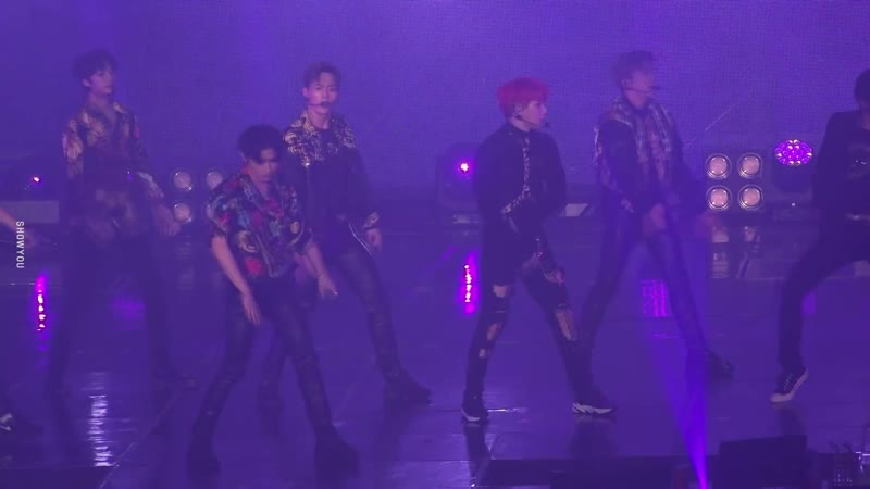 [Fancam][13.04.2019] The 3rd World Tour WE ARE HERE in Seoul SPOTLIGHT (SHOWNU FOCUS)