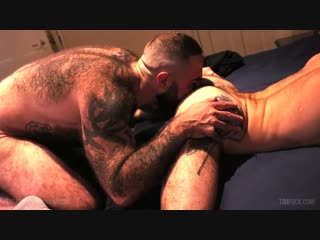 Muscle bears huge cock raw breeding