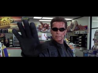 Следи за рукой! — «Терминатор 3 Восстание машин» (2003) HD-1