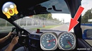 745HP Subaru Impreza EMBARRASS Porsches on Track OnBoard @ Monza Speedo View