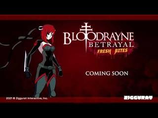BloodRayne Betrayal: Fresh Bites - Announce Trailer