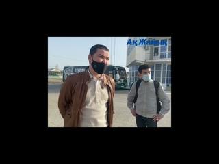 Директор ФК «Атырау» Коныспай Шпанов болельщику: «Ты что ли меня назначал?»