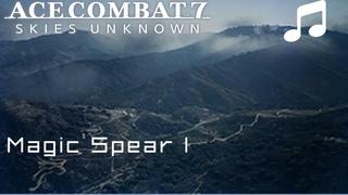 """Magic Spear I"" - Ace Combat 7 Soundtrack"