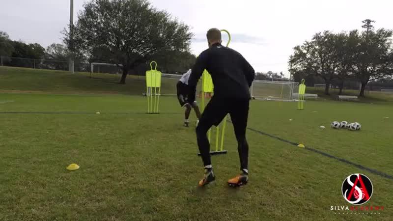Professional Football Soccer Training Session Kyle Curinga Tampa Bay Rowdies USL dGMuQJJaHp4