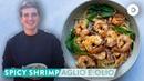 RECIPE: QUICK FIX Spicy Shrimp Aglio E Olio!