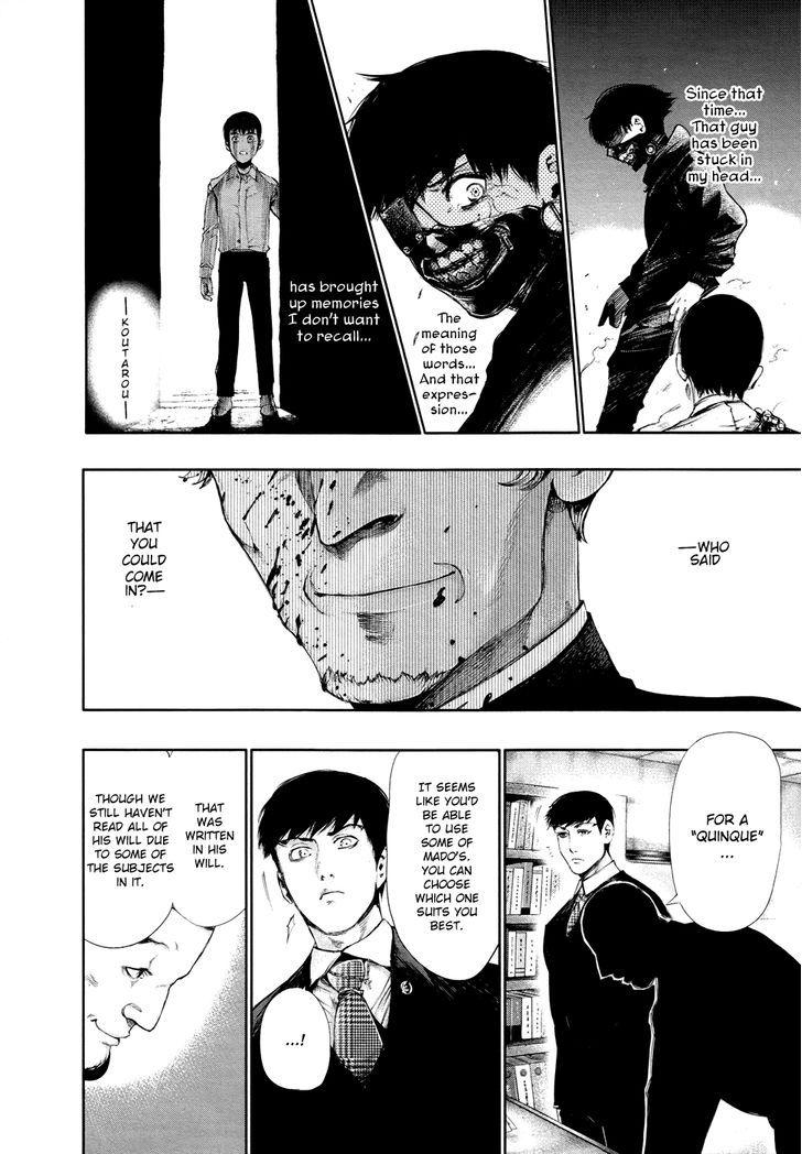 Tokyo Ghoul, Vol.6 Chapter 56 Mischief, image #6
