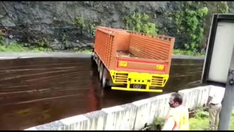 Скольская дорога в Индии