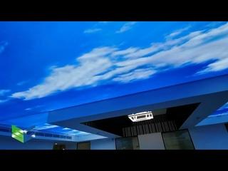 Натяжные потолки в Краснодаре от StyleCeiling. (Видео для презентации)