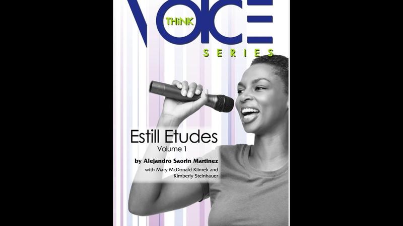 Estill Etudes False Vocal Fold 1 Alrjandro Saorin Martinez