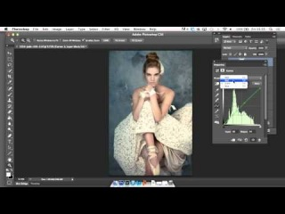 How To Edit Color in Photoshop with Lara Jade\\ь