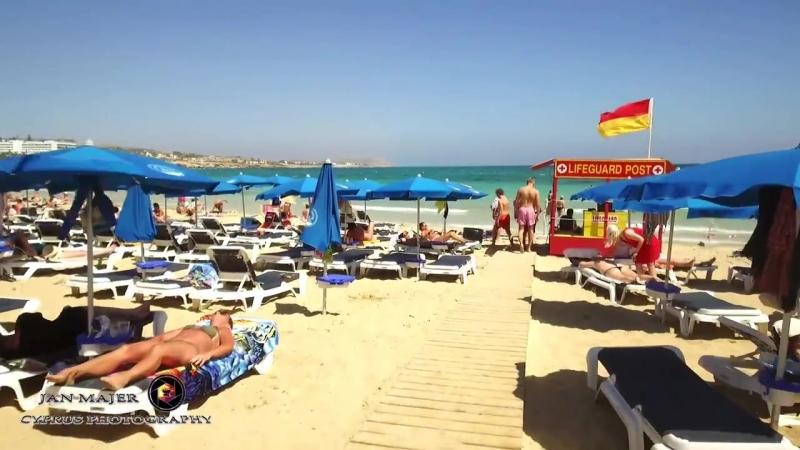 Happening Now Pantachou Paradise Beach Ayia Napa