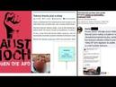 Mašinérie proti AfD špiclovací eshop POLITICKY NEKOREKTNÍ STREAM 28 1 2020