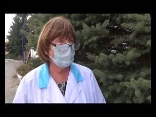Информация о коронавирусе в Нагайбакском районе.