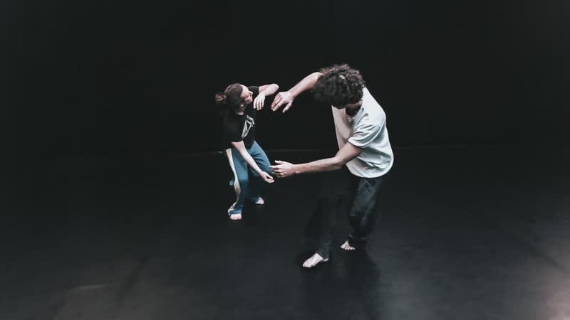 Play-Fight Practice Bruno Caverna and Youri De Gussem