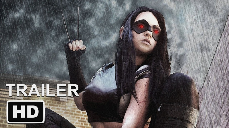 X 23 Teaser Trailer HD Dafne Keen Hugh Jackman Boyd Holbrook