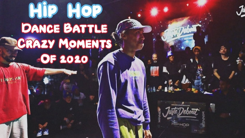 Hip-Hop Dance Battle Crazy Rounds of 2020 | Paradox,Rubix,Rochka,Zyko,Damen,Dykens