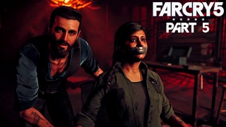 FAR CRY 5 Walkthrough Gameplay Part 5 - THE CONFESSION (PS4)