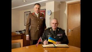 Украина-балаган: Зеленский и реактивный Хомчак