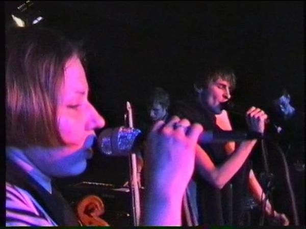 1999 Чернозём Концерт в театре Четыре Стены Москва 1 мая 1999. Часть 2