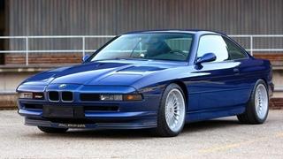 1993 BMW Alpina B12 5.7 Coupé the top version BMW 850 CSi e31