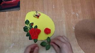 Мастер-класс по изготовлению сувенира на Пасху