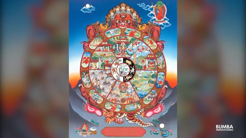 Уроки основ буддизма Колесо Сансары