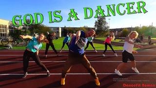 Tisto Mabel - God Is A Dancer@DanceFit