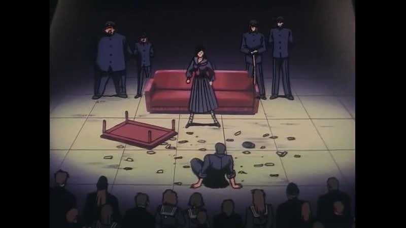 Детектив преступница 2 (Sukeban Deka OVA 02) Перевод_ Андрей Дольский