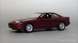 Масштабные модели с барахолки: купил редкий BMW 850i E31 от Schabak Modell 1:43