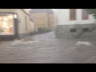 Германия прошёл небольшой дождик)