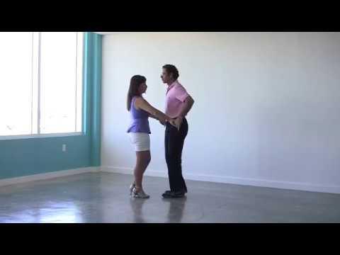StepFlix Merengue dance classes, level 2, class 4 - Comb Your Hair