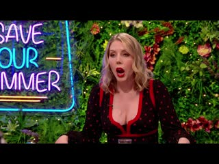 S01E06 Tinie Tempah and Katherine Ryan play Musical VAR + Ellie Goulding gives an exclusive performance in the Garden Sessions