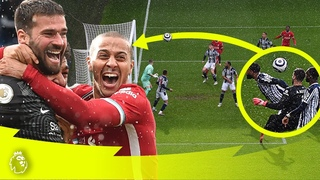 Goalkeepers SCORING goals   Premier League   Alisson, Schmeichel, Howard & more!