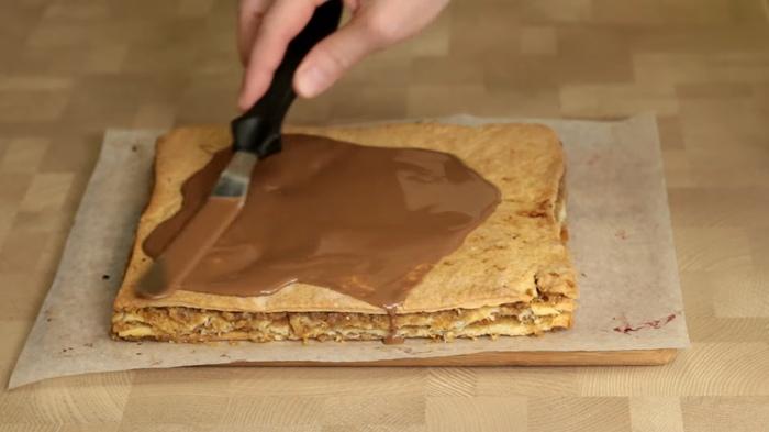 Песочное дрожжевое тесто - пирожные Жербо, изображение №4