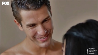 Hot Turkish actor Furkan Palal (Scenes from Series NO: 309)