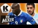 Mario Balotelli, Luis Suarez Confederations Cup Heroes | The Mixer