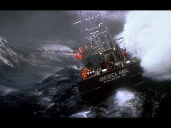 Гибель судна Андреа Гейл History Channel