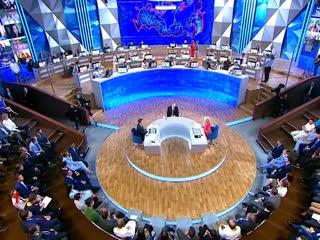 Более полутора миллионов обращений поступило Владимиру Путину на Прямую линию