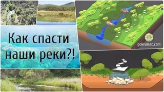 Как спасти наши реки?!