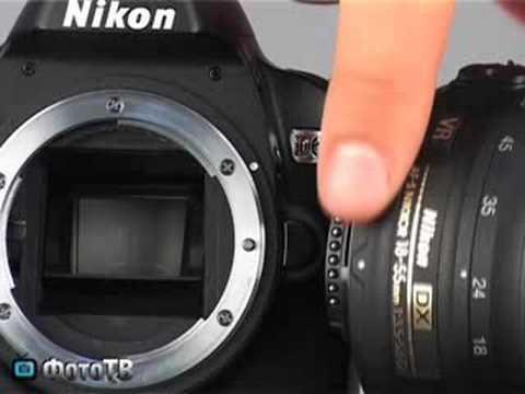 Nikon D60 Видеоприложение к тесту