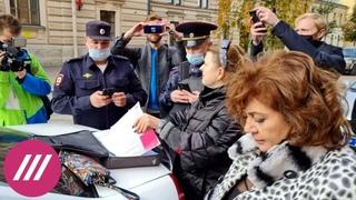 Первые «карусели» и задержание женщины с бюллетенями в сумке: первый день выборов в Петербурге