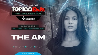 The AM live for the Alternative #Top100DJs virtual festival powered by Beatport