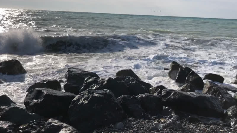Чёрное море 12 12 2020