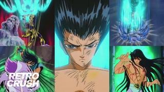 Dragon Shiryuu's Badass Moments from Saint Seiya