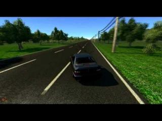 Beam NG DRIVE - Вован перданул в машине