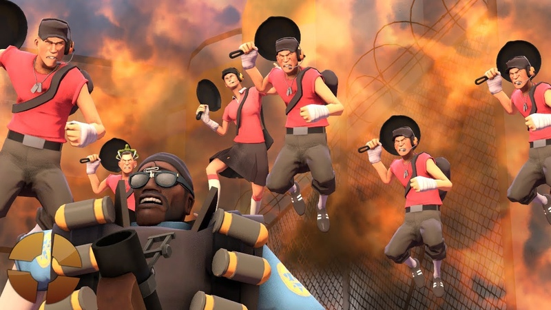 TF2 The Ride of the Pan Swarm