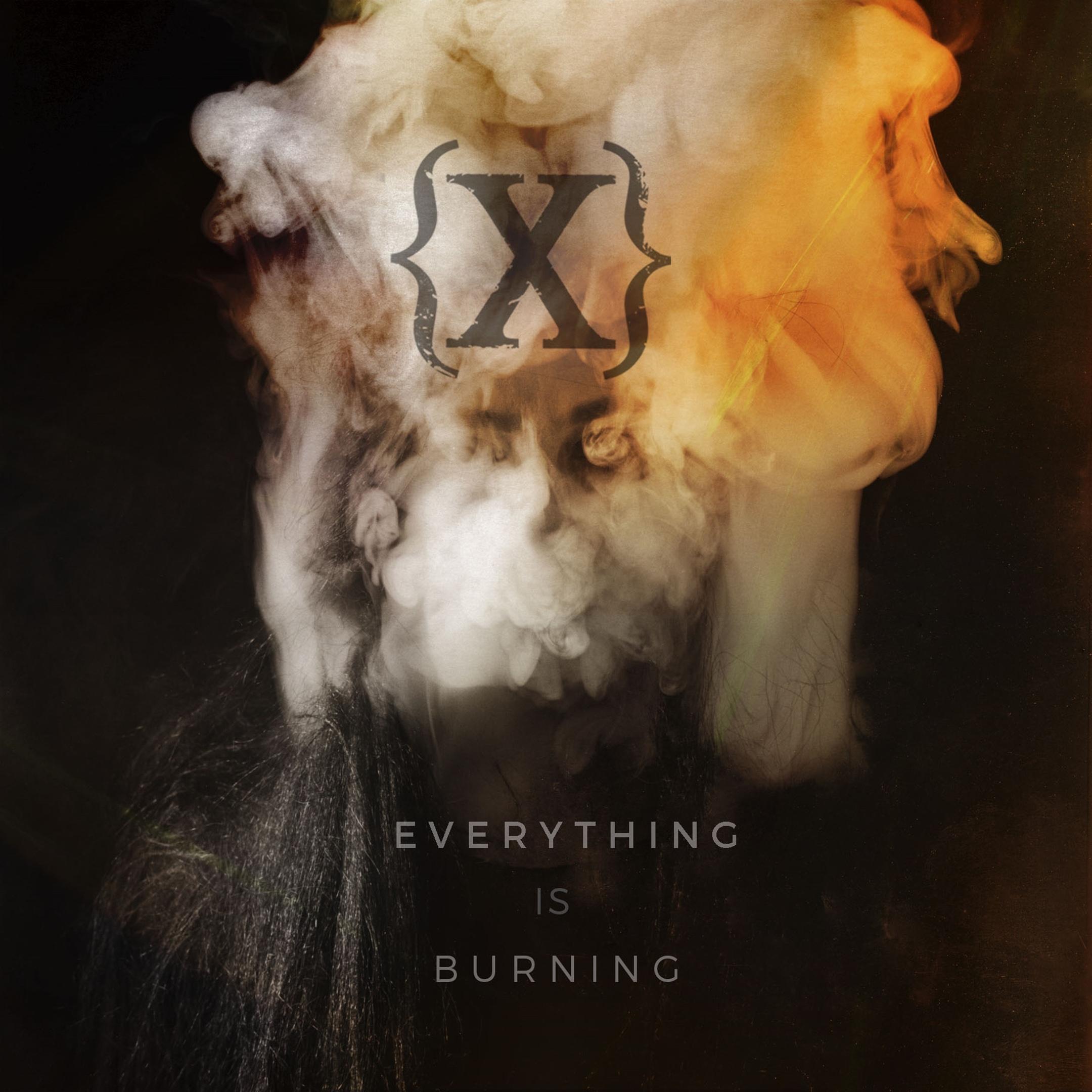 IAMX album Everything Is Burning (Metanoia Addendum)