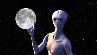 ЧТО ТАКОЕ ЛУНА? Космический корабль скрытый за голограммой или Спутник Земли?