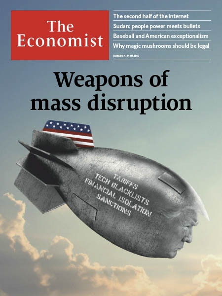 The Economist USA 06.8.2019