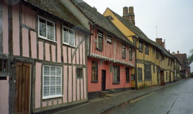 Кривая деревня в Англии, изображение №13